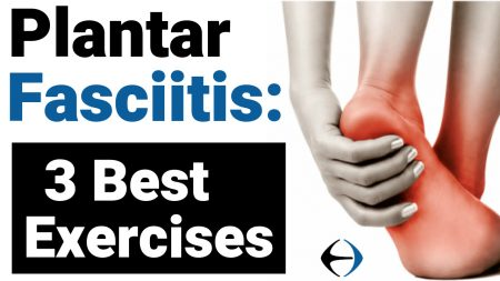plantar fasciits 3 best exercises - youtube thumbnial