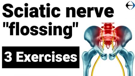 sciatic nerve flossing thumbnail