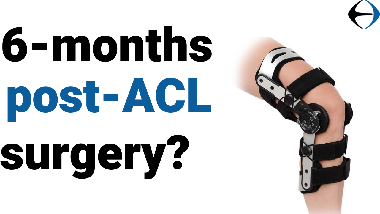 What can you do to strengthen your knee 6 months post-ACL surgery? -  Evercore - Move With a Strong, Healthy Body