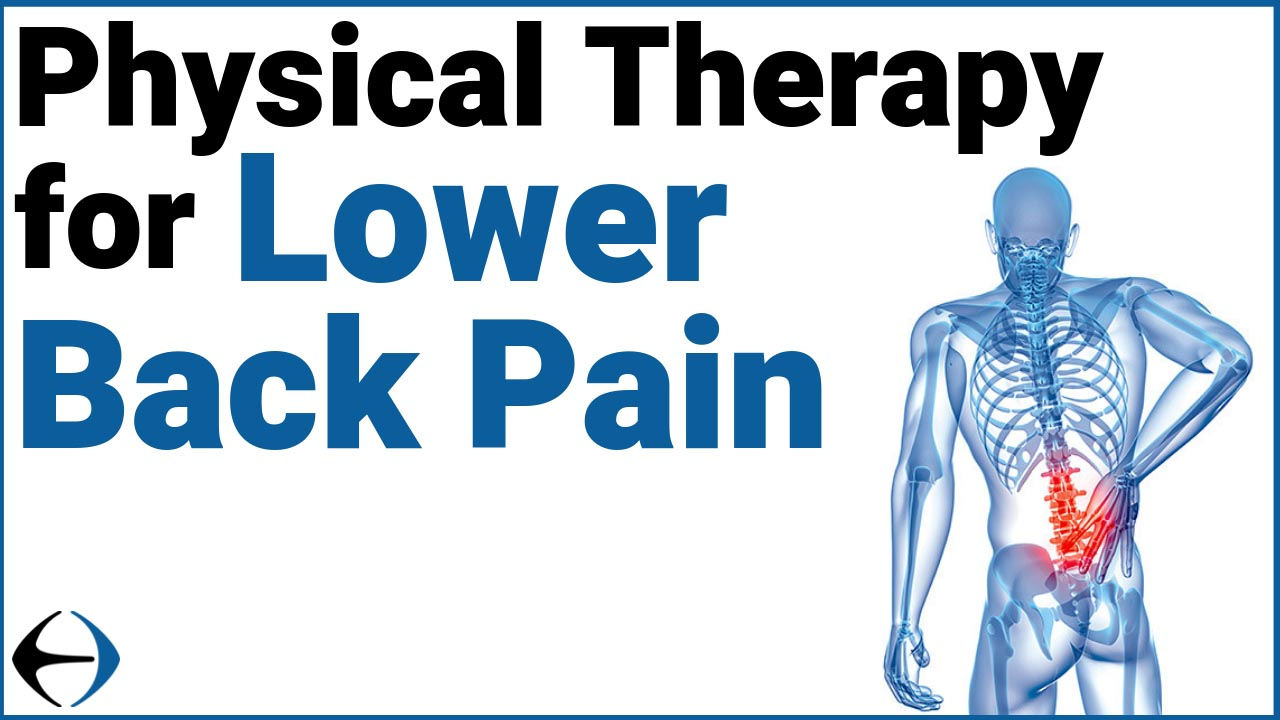 physical therapy low back pain thumbnail